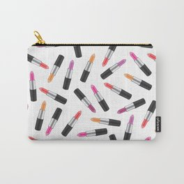 Lipstick Collage Carry-All Pouch