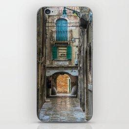Venezia - In the city iPhone Skin