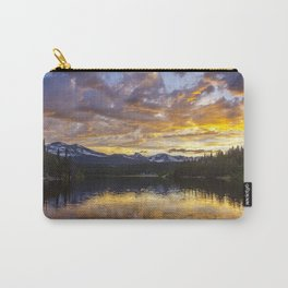 Mile High Sunset Carry-All Pouch