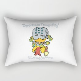 Zenyatta: Healer Rectangular Pillow