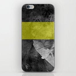 DAG IV (yellow) iPhone Skin