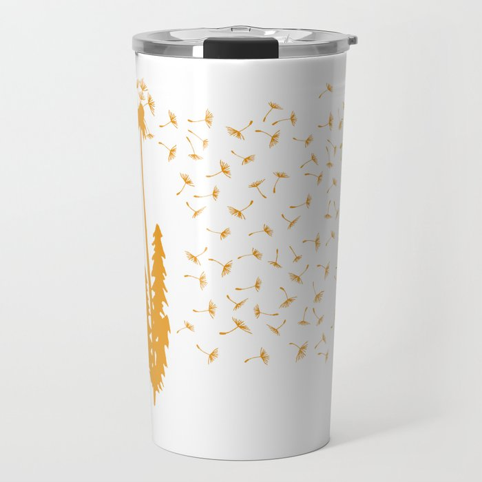 1000 Wishes by Seasons K Designs Travel Mug