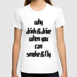 Smoke & Fly T-shirt