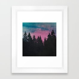 Breathe This Air Framed Art Print