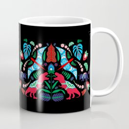 Jurassic Folk Coffee Mug