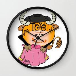 eee toro! eh Wall Clock