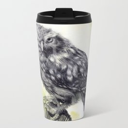 Athena Green Metal Travel Mug