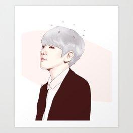 EXO B Art Print