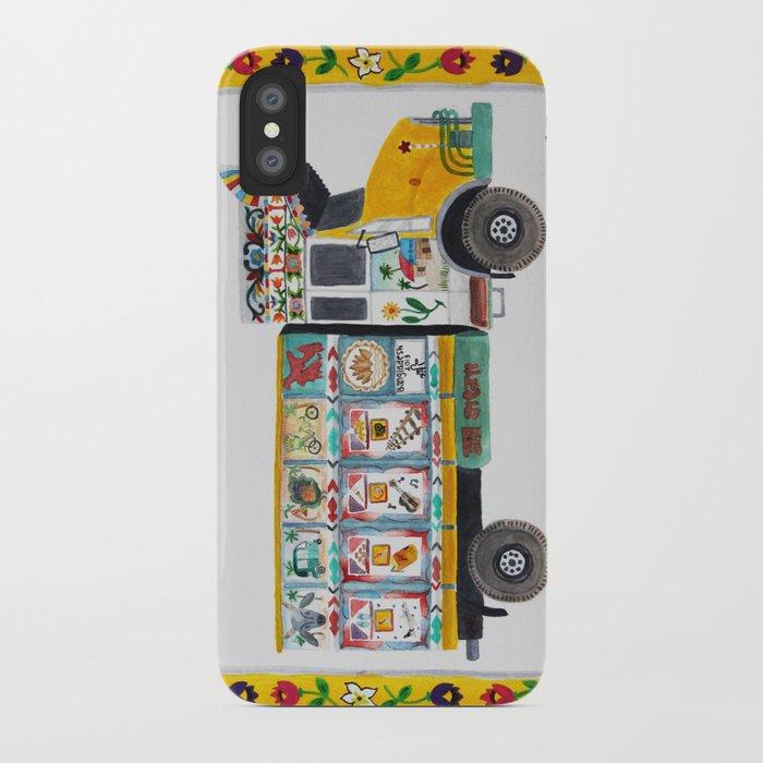 Bangla Truck  iPhone Case