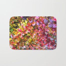 Barberry Fall Colors Bath Mat