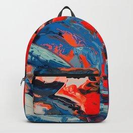 Let frustrations flow Backpack