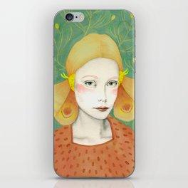 Dana 2 iPhone Skin