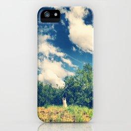 Serie #uneviedechien // 1/20 iPhone Case