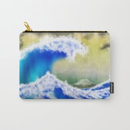 The GreatWave Interpretation Carry-All Pouch