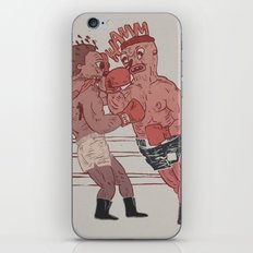 fight night iPhone & iPod Skin