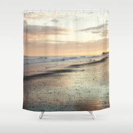 Somnolent Sea Shower Curtain