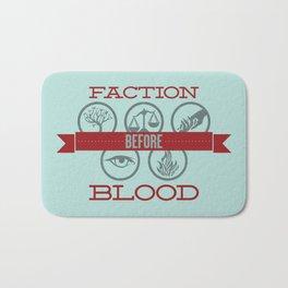 Faction Before Blood Bath Mat