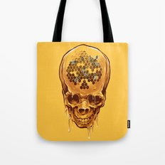skull of honey Tote Bag
