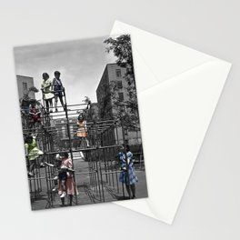 Vintage Playground Stationery Cards