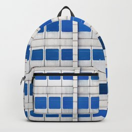The Building (Color) Backpack