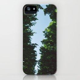 Lido Island, Venice iPhone Case