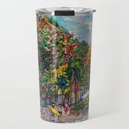 Puerto de la Cruz Travel Mug