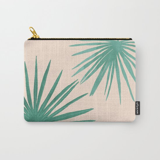 Petticoat Palms Carry-All Pouch