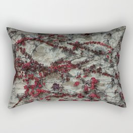Edera - Castello Banfi - Tuscany Rectangular Pillow