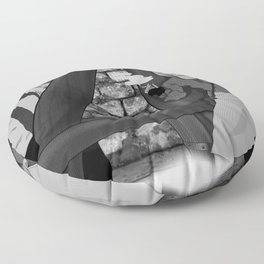 Sasusaku  Bonnie and clyde style Floor Pillow