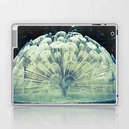 Fountain in Oslo Laptop & iPad Skin