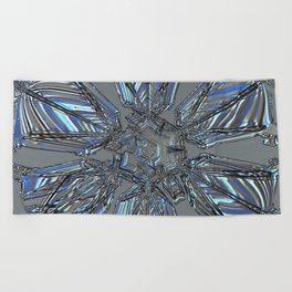 Ice Star Anytime Beach Towel
