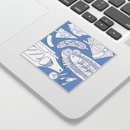 Smorgasbord Sticker