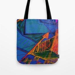 Arrow Doodle Tote Bag