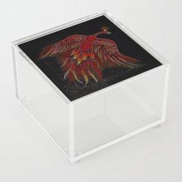 Creature of Fire (The Firebird) Acrylic Box