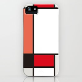 De Stijl iPhone Case