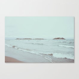 the great lake Canvas Print