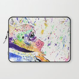 Bearded Dragon in full colour Laptop Sleeve