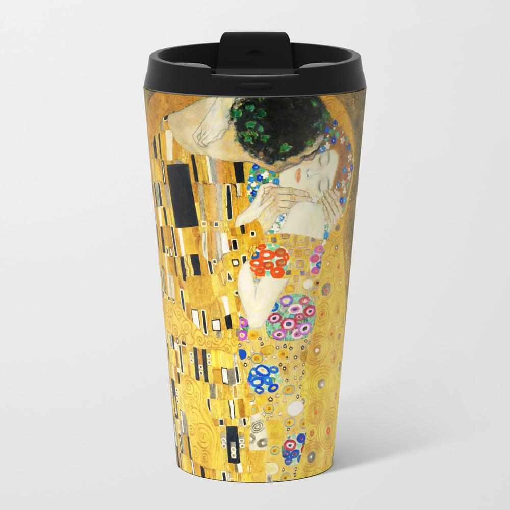 Gustav Klimt The Kiss Travel Cup TRM3294129