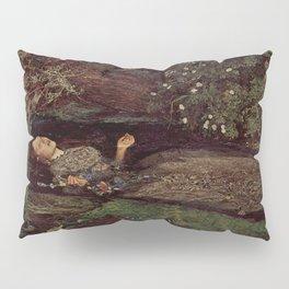 John Everett Millais, Ofelia Pillow Sham