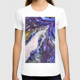 Sheer Fashion - Amethyst III T-shirt