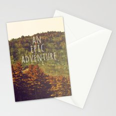 An Epic Adventure Stationery Cards