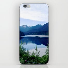 Beautiful Mountain side iPhone Skin