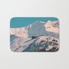 Mt. Alyeska Ski Resort - Alaska Bath Mat