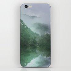 NC Foggy Morning iPhone & iPod Skin