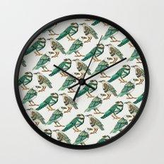 Little Crows Wall Clock