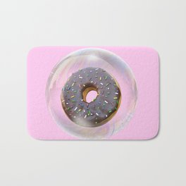 Bubble Donuts Bath Mat