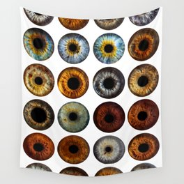 All EYES On YOU Wall Tapestry