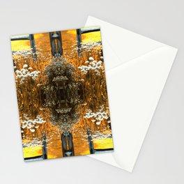 Optical Illusion Stationery Cards