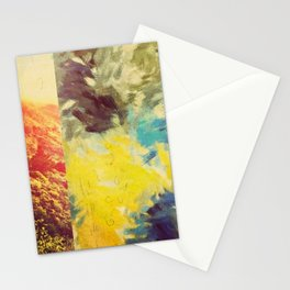 Waterfall (ANALOG Zine) Stationery Cards