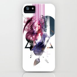 Modern Day Hera iPhone Case
